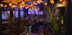 The Terrace, Harrisons Bar & Restaurant