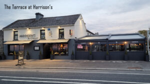 The Terrace at Harrison's Bar and Restaurant