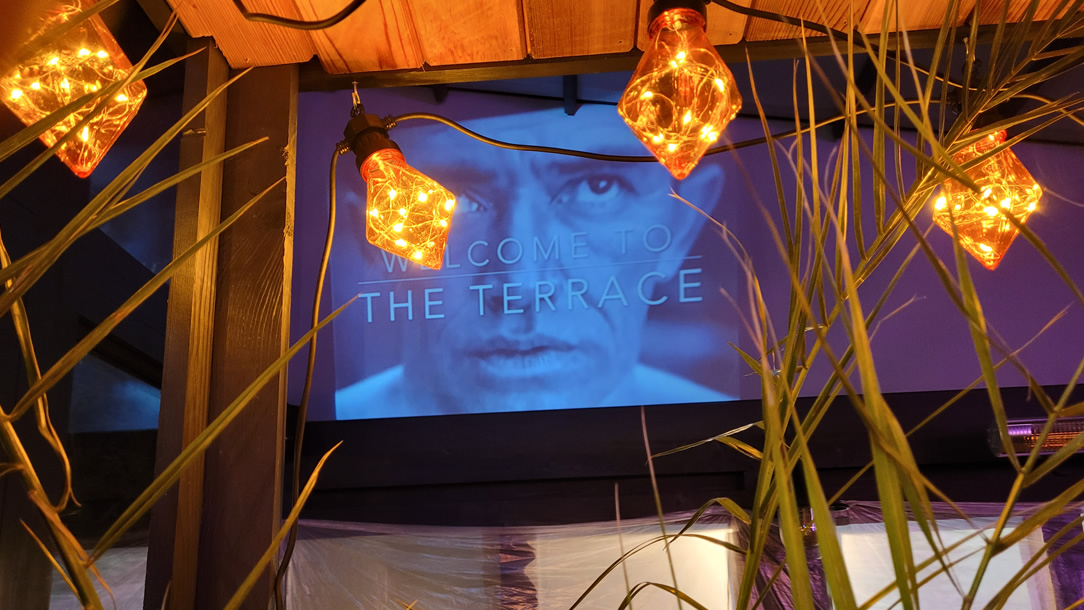 Welcome to the Terrace at Harrison's